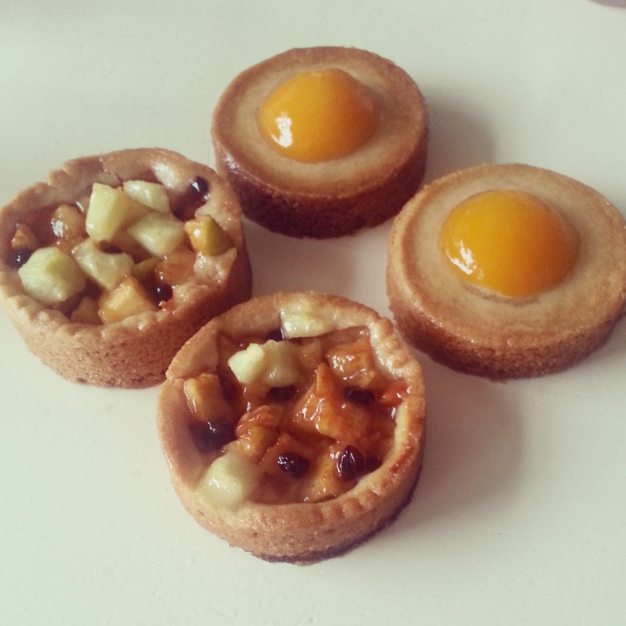 Appelkoeken en Abricola's | LotsofCake Smarties Koekjes