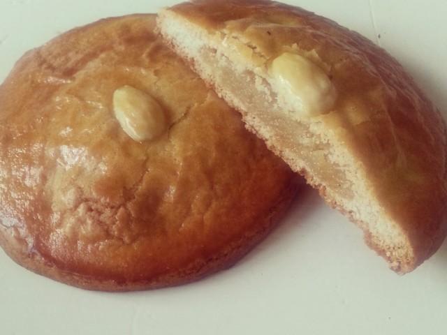 Gevulde koek met butterscotch