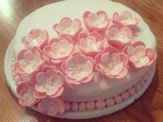 Verjaardagstaart Anouk